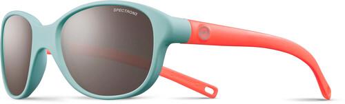 Julbo Turn Spectron 3 Sunglasses Kids 4-8Y Matt Blue/Yellow-Gray 2018 Sonnenbrillen mfqNdjx